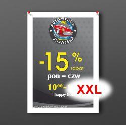 Plakaty XXL