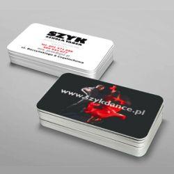 Biznes Karty Soft Touch
