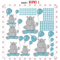 Naklejki Hipki1