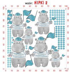Naklejki Hipki2