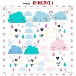 Naklejki Chmurki1
