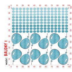 Naklejki Baloniki
